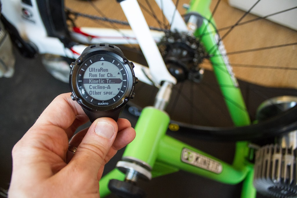 A Perfect Example Of A Creative Suunto Ambit App Bike