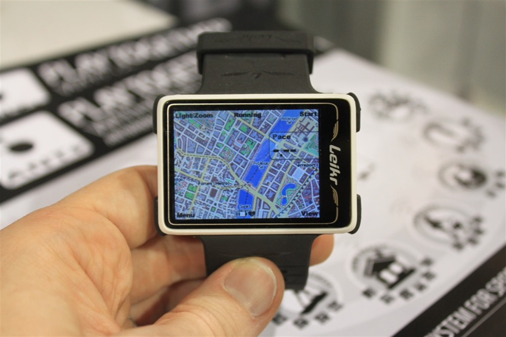 Hands on with the new Leikr GPS sports watch