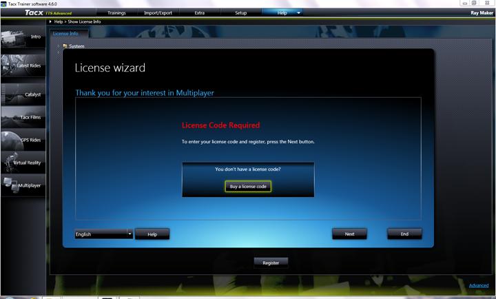 Multiplayer-1-License