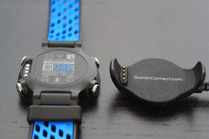 Garmin FR620 Charging Clip