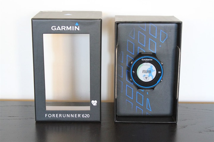Garmin FR620 In box