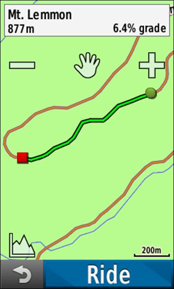Segment 1 - Map Preview