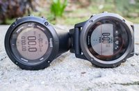 Left to wright: Suunto Ambit3, Fenix3 Grey