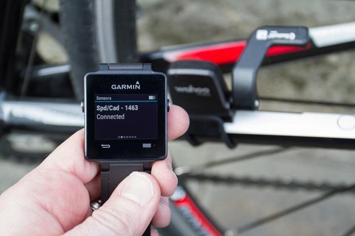 Garmin-Vivoactive-Cycling-Sensors