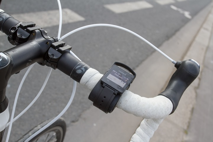 Garmin-Vivoactive-Mount-On-Bike