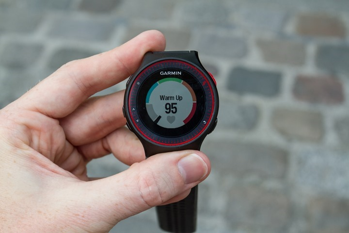 Garmin-FR225-Graphical-HR-Gauge