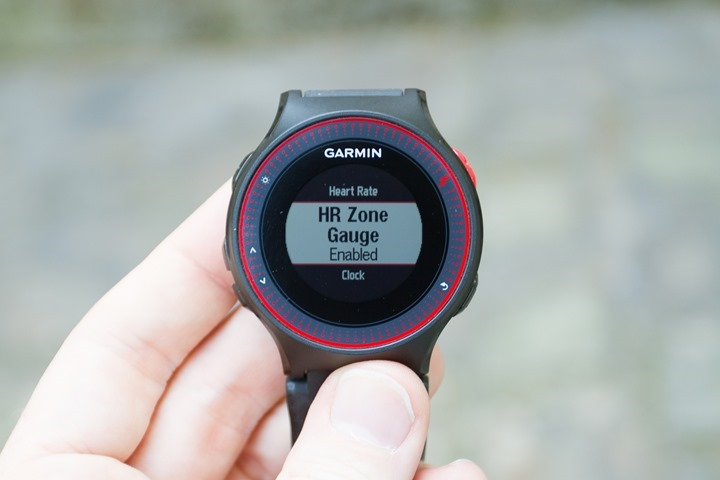 Garmin-FR225-HR-ZoneGauge