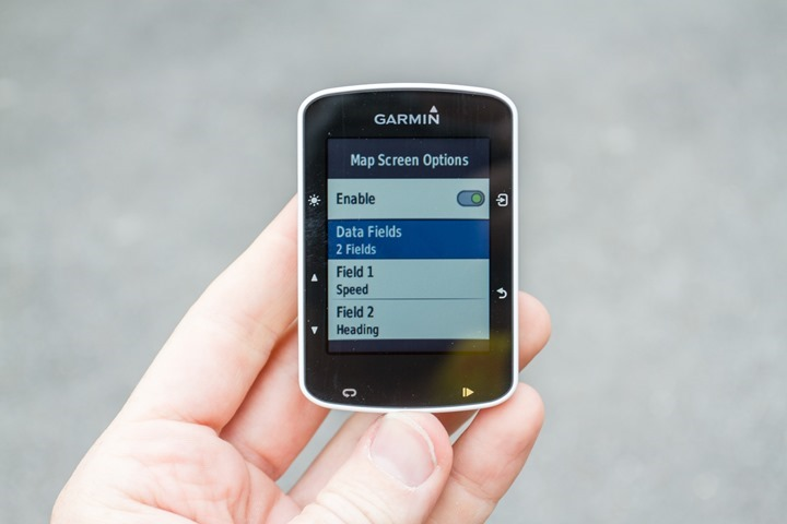 Garmin-Edge520-DataFieldOptions