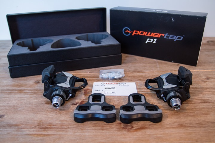 PowerTap-P1-Unboxed-Parts