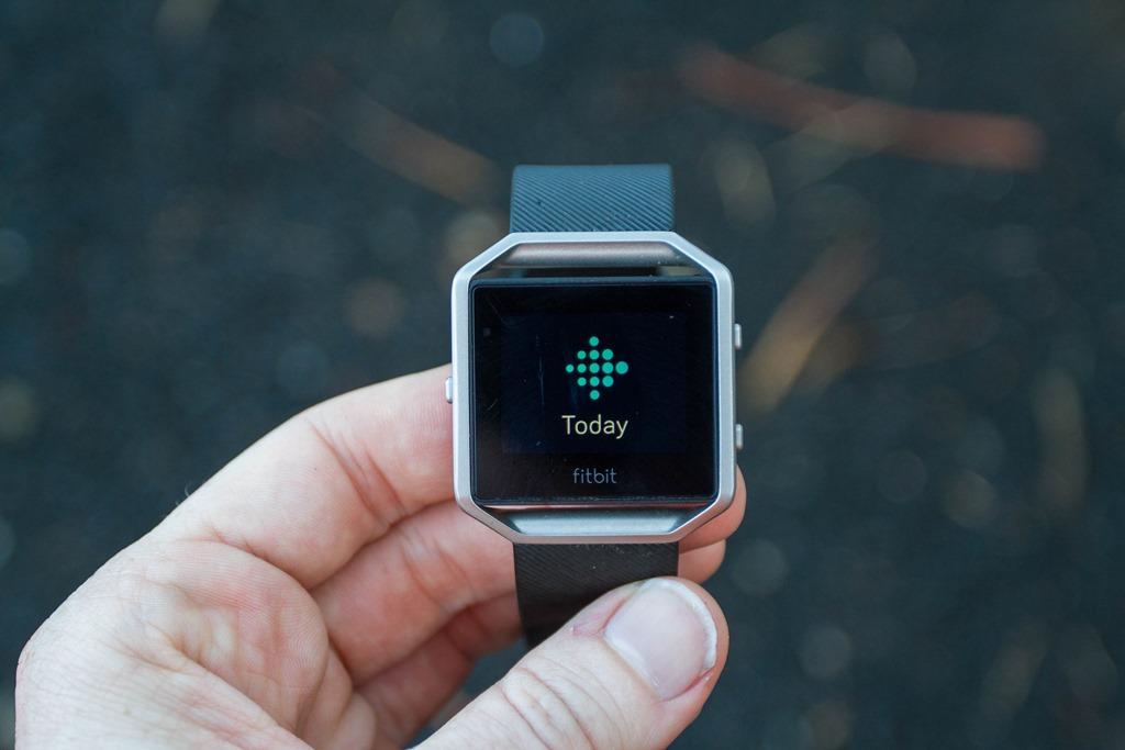 Fitbit Blaze In Depth Review Dc Rainmaker