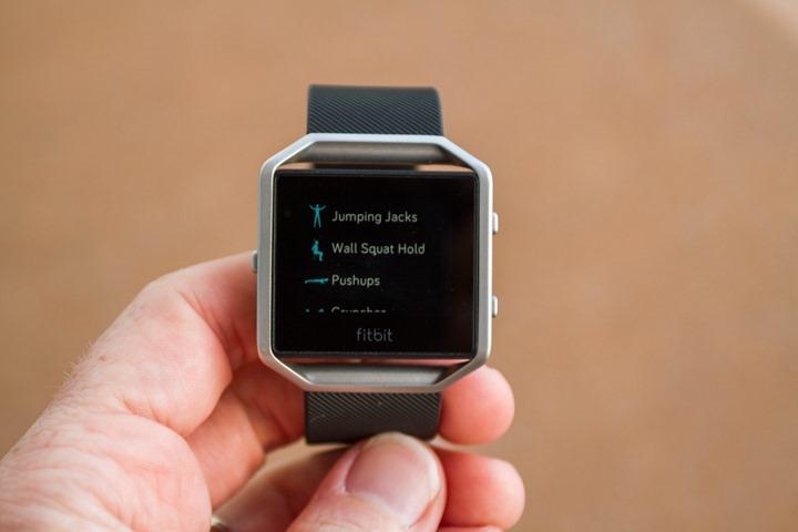 Fitbit-Blaze-FitstarWorkouts-Step2