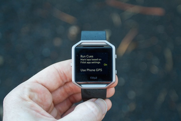 Fitbit-Blaze-Run-Settings