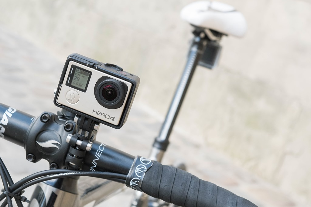Gopro S New Cycling Handlebar Amp Seat Rail Mounts In Depth