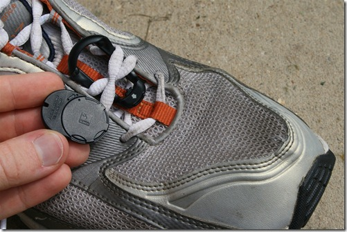 Garmin New Style Footpod clip on shoe