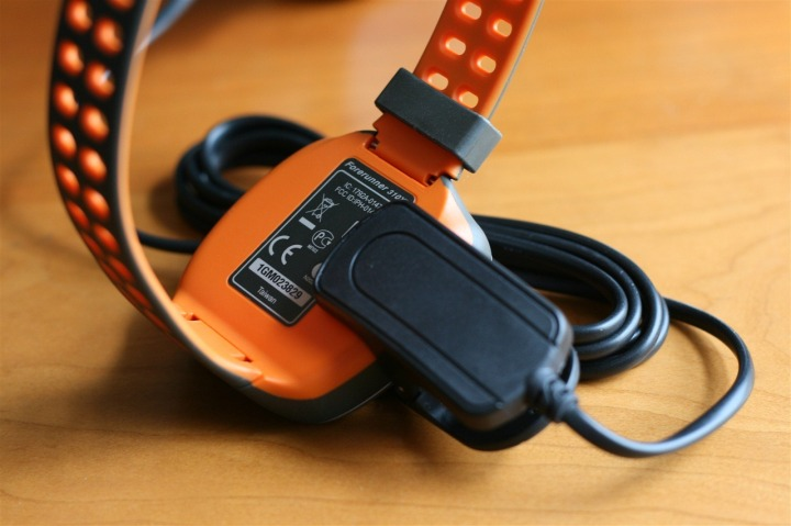 Garmin 310XT Charging Clip
