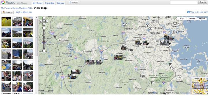 Garmin GPS Geotagging