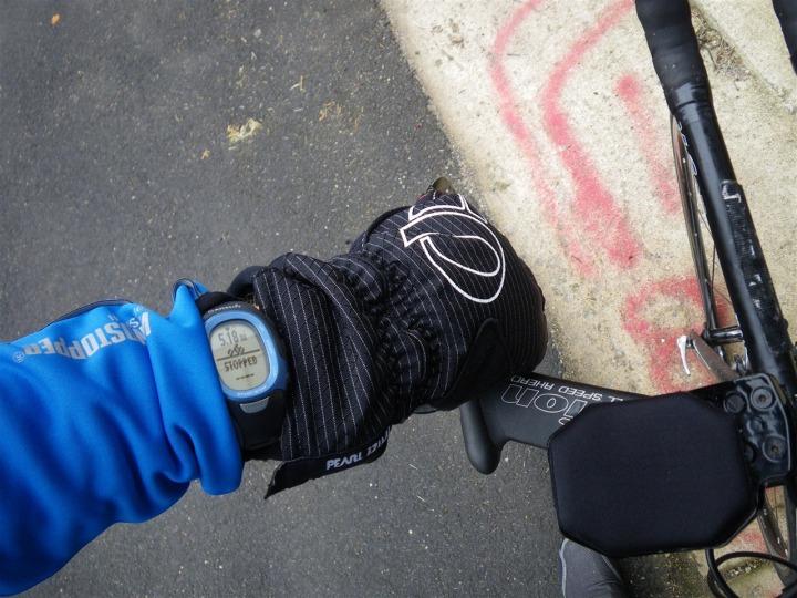 FR-60 Virtual Partner on bike