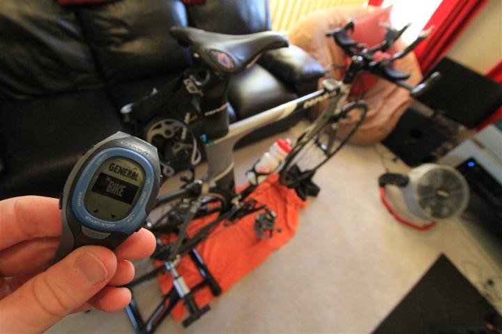 FR-60 with Indoor Bike Trainer