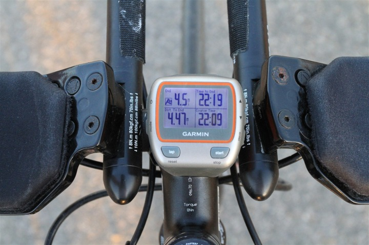 how to create a course in garmin connect