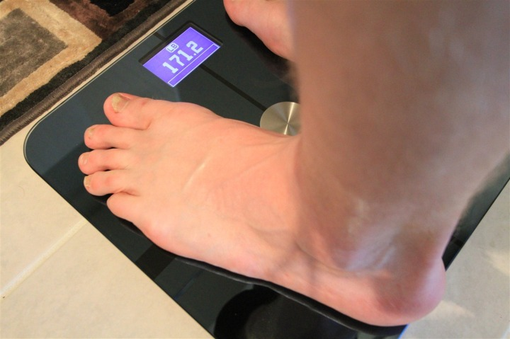 Withings WiFi Scale Measuring Weight