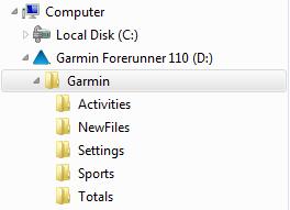 FR110 on PC