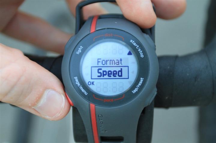 FR110 Speed