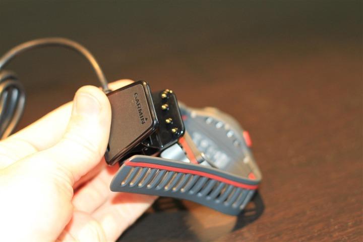 Garmin FR110 Charging Clip