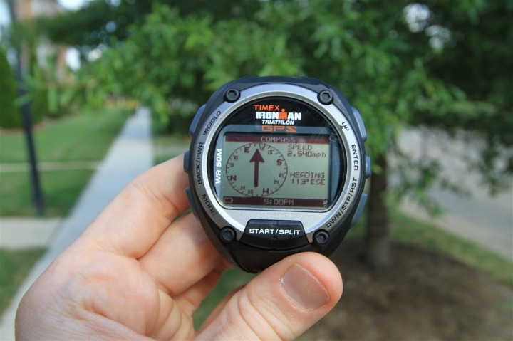 Timex Global Trainer Digital Compass