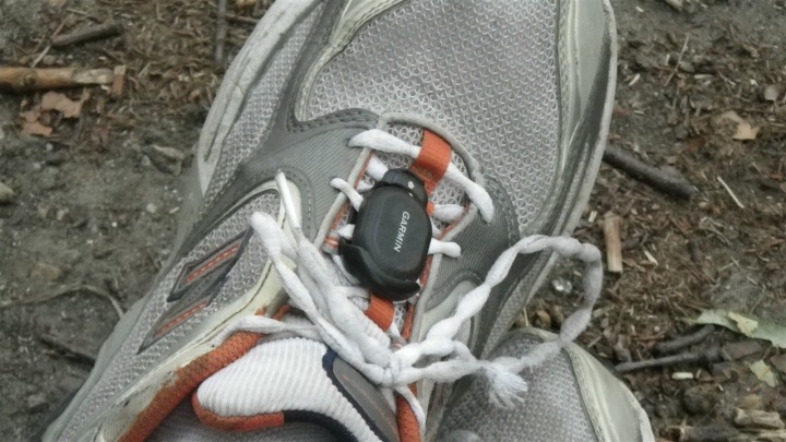 ANT+ Footpod