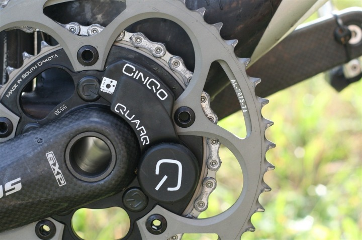 Quarq Cinqo Power Meter