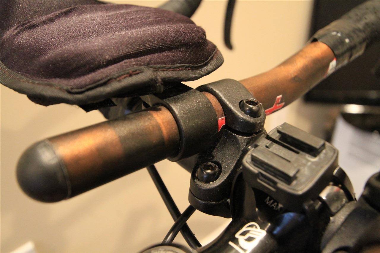 Newest Bike Tri Bars Handle Clip on Bars to Fit Mountain Racing Cycle Handlebars
