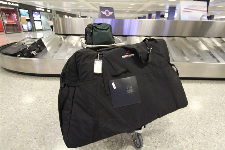 Biospeed Aerus Bike Case Review How I Travel With My Bike