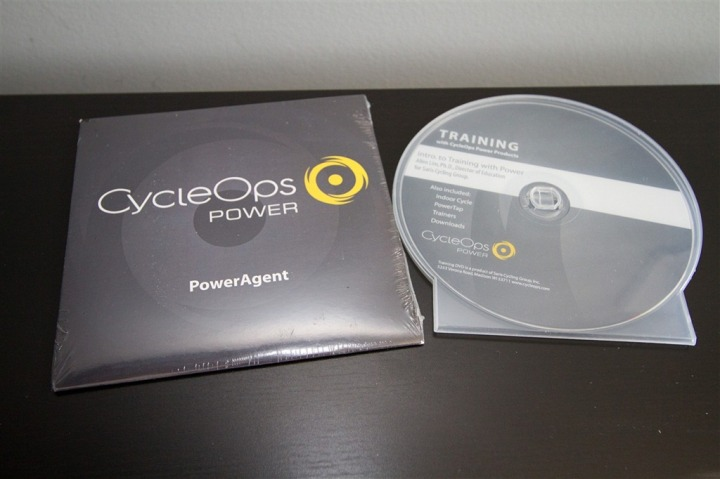 CycleOps Joule DVD's
