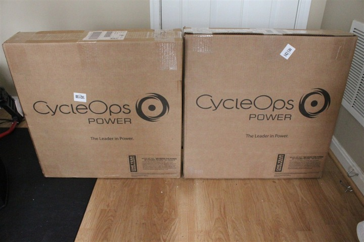 CycleOps PowerTap Wheelset