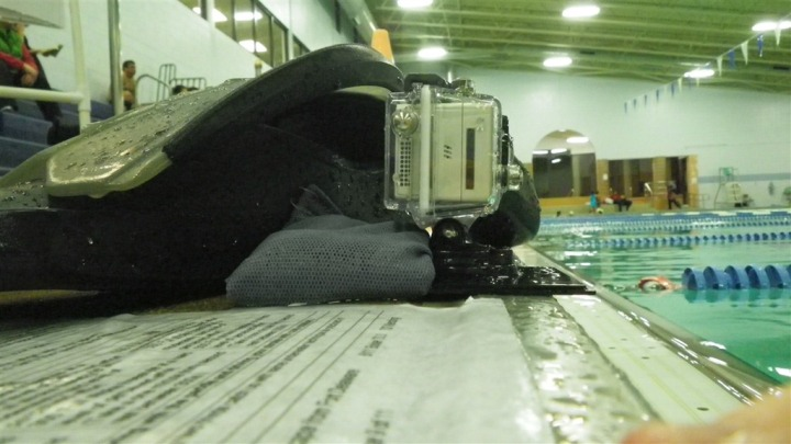 Analyzing Your Swim Technique In The Pool With The Gopro Hd Dc Rainmaker