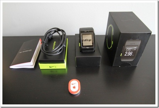 articulo Christchurch Minúsculo  A brief look at the Nike+ Sportwatch GPS | DC Rainmaker