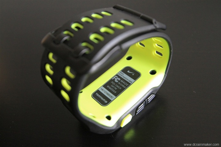 Nike+ GPS Sportwatch Newly Opened Back