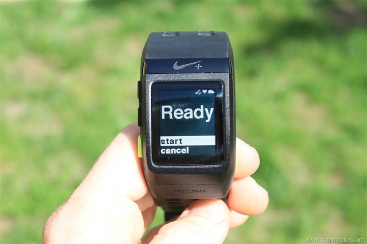 Nike+ GPS Sportwatch Ready to Run