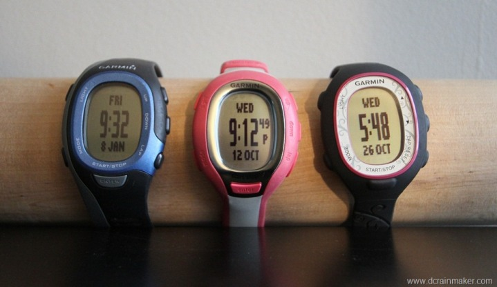 Garmin FR60 Men's, FR60 Womens, FR70 Womens