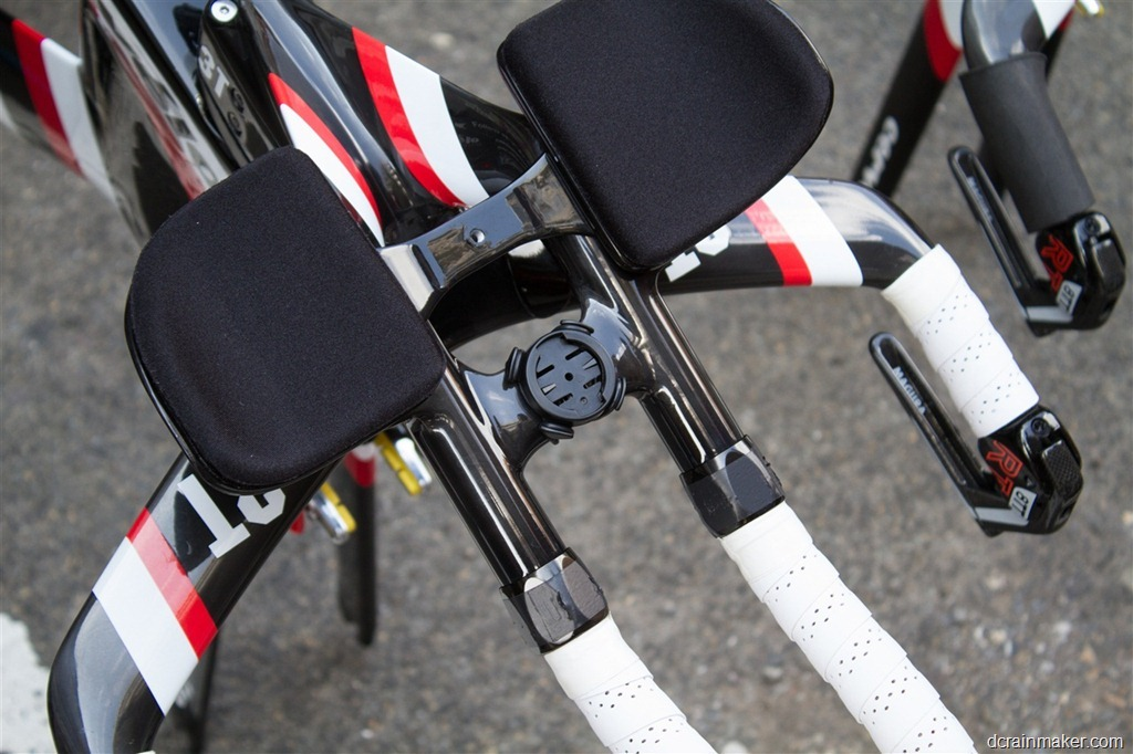 How And Why I Mount Cycling Gadget Devices On My Aerobars Dc