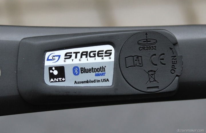 Bluetooth/ANT+ pod on StageOne Power Meter