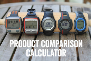 Product Comparison Calculator