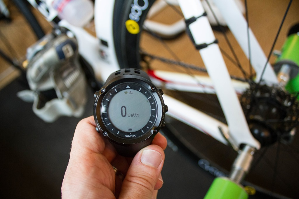 A Perfect Example Of A Creative Suunto Ambit App Bike Power Meter