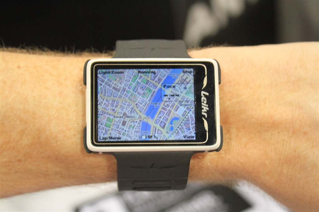 The Gps Sports Watch