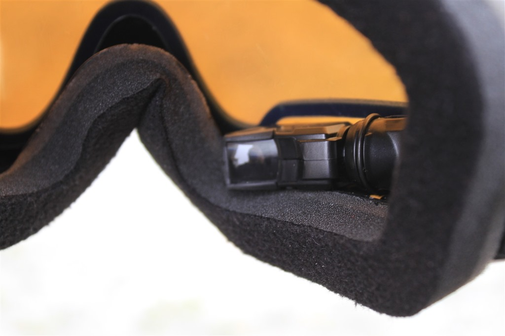 Oakley Goggles With Screen