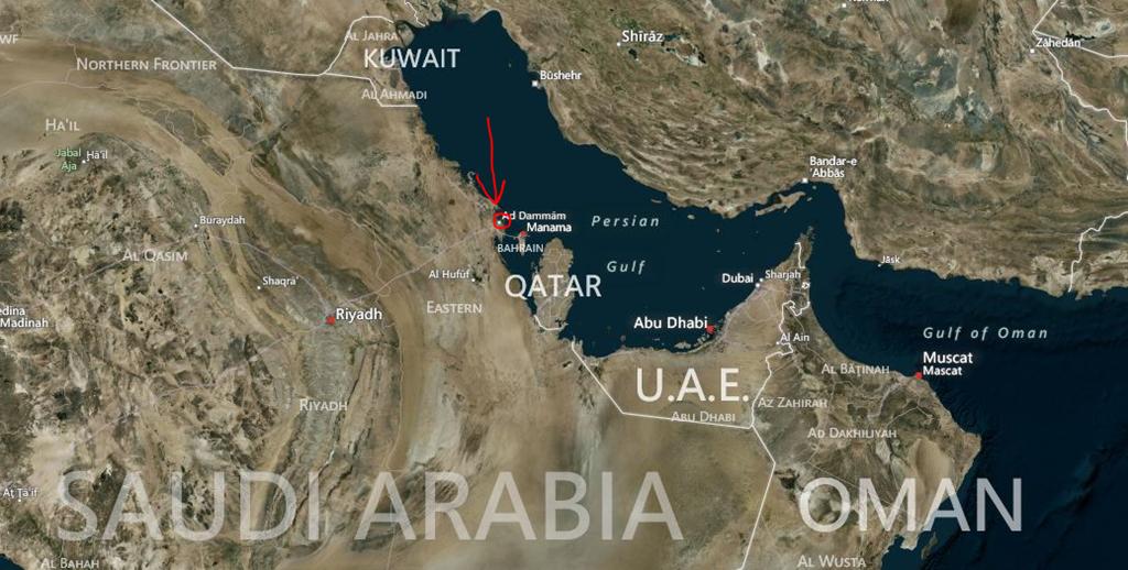 An Al Khobar Saudi Arabia Runaround DC Rainmaker