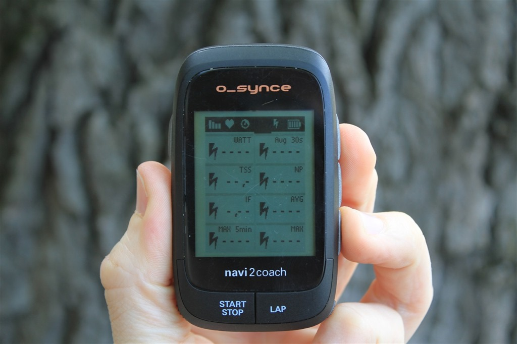 O-Synce Navi2Coach GPS Cycling Computer In-Depth Review ...