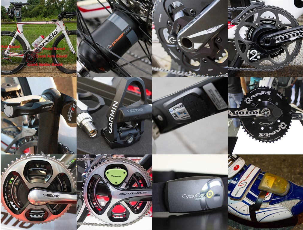 Bicycle Power Meters : The power meter buyers guide edition