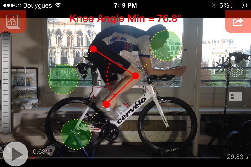 Automated Bike Fit Measurement App Review Bike Fast Fit Dc Rainmaker