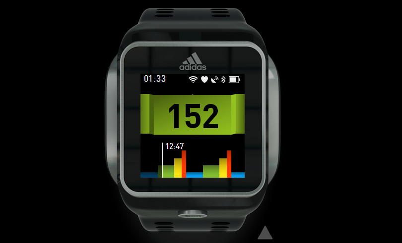 7d8465373bc Initial thoughts on the new Adidas Smart Run GPS watch